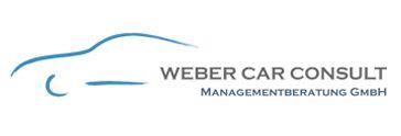 Logo vom Unternehmen  WEBER CAR CONSULT Managementberatung GmbH