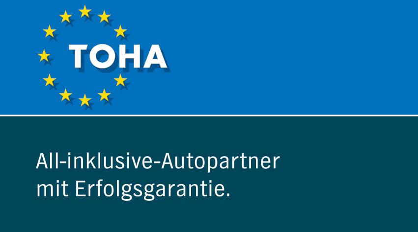 Logo vom Unternehmen  TOHA Automobil-Vertriebs GmbH