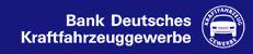 Logo vom Unternehmen  Bank Deutsches Kraftfahrzeuggewerbe GmbH